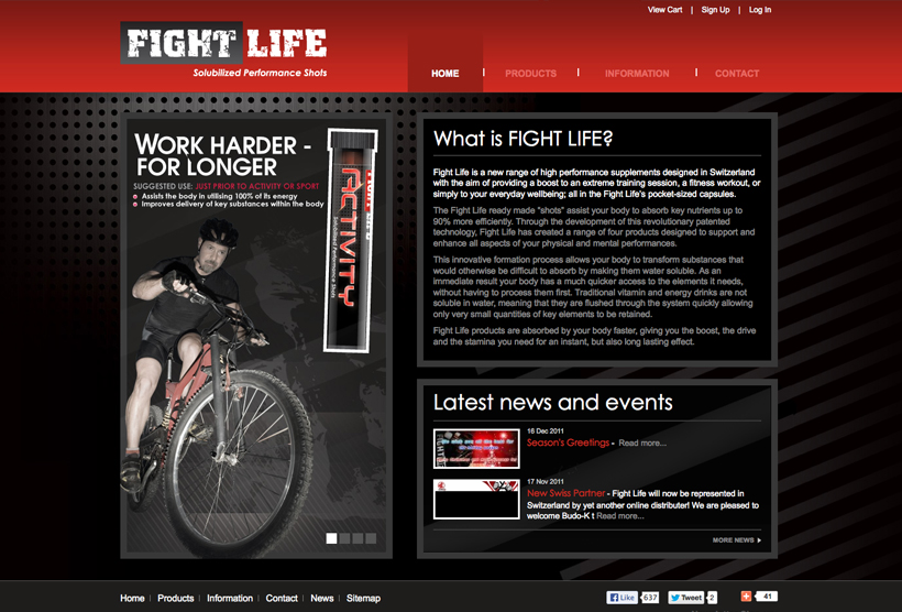 Fightlife Image